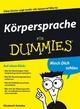 Körpersprache für Dummies (3527657754) cover image
