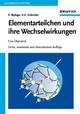 Elementarteilchen und ihre Wechselwirkungen, 3., überarb. u. erw. Auflage (3527662154) cover image