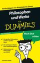 Philosophen und Werke für Dummies (3527668454) cover image