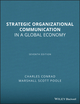 Strategic Organizational Communication: In a Global Economy, 7th Edition (EHEP002254) cover image