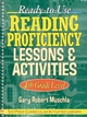 Ready-to-Use Reading Proficiency Lessons & Activities: 4th Grade Level (0130424455) cover image