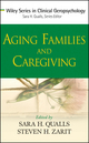 Aging Families and Caregiving (0470008555) cover image