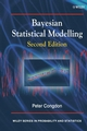 Bayesian Statistical Modelling, 2nd Edition (0470018755) cover image