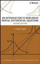 An Introduction to Nonlinear Partial Differential Equations, 2nd Edition (0470225955) cover image