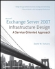 Microsoft Exchange Server 2007 Infrastructure Design: A Service-Oriented Approach (0470382155) cover image