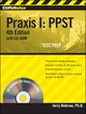 CliffsNotes Praxis I: PPST, with CD-ROM, 4th Edition (0470454555) cover image