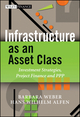 Infrastructure as an Asset Class: Investment Strategies, Project Finance and PPP (0470661755) cover image