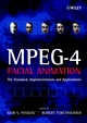 MPEG-4 Facial Animation: The Standard, Implementation and Applications (0470844655) cover image