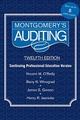 Montgomery Auditing Continuing Professional Education, 12th Edition (0471346055) cover image