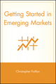 Getting Started in Emerging Markets (0471395455) cover image
