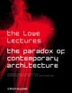The Paradox of Contemporary Architecture (0471496855) cover image