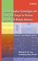 Channel-Adaptive Technologies and Cross-Layer Designs for Wireless Systems with Multiple Antennas: Theory and Applications (0471648655) cover image
