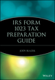 IRS Form 1023 Tax Preparation Guide (0471715255) cover image