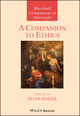 A Companion to Ethics (0631187855) cover image