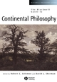 The Blackwell Guide to Continental Philosophy (0631221255) cover image