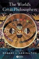 The World's Great Philosophers (0631231455) cover image