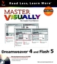 Master Visually Dreamweaver 4 and Flash 5 (0764508555) cover image