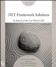 .NET Framework Solutions: In Search of the Lost Win32 API (0782152155) cover image