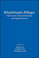Aluminum Alloys: Fabrication, Characterization and Applications II (0873397355) cover image