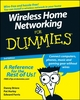 Wireless Home Networking For Dummies, 3rd Edition (1118052455) cover image