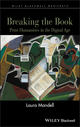 Breaking the Book: Print Humanities in the Digital Age (1118274555) cover image