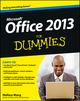 Office 2013 For Dummies (1118497155) cover image