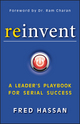 Reinvent: A Leader's Playbook for Serial Success (1118529855) cover image