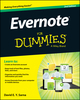Evernote For Dummies, 2nd Edition (1118857755) cover image