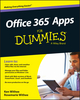 Office 365 Apps For Dummies (1119062055) cover image