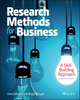 Research Methods For Business: A Skill Building Approach, 7th Edition (1119165555) cover image