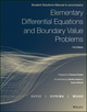 Elementary Differential Equations and Boundary Value Problems, 11e Student Solutions Manual (1119169755) cover image