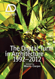 The Digital Turn in Architecture 1992-2010: AD Reader (1119951755) cover image