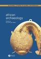 African Archaeology: A Critical Introduction (1405101555) cover image
