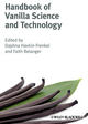 Handbook of Vanilla Science and Technology (1405193255) cover image