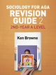 Sociology for AQA Revision Guide 2: 2nd-Year A Level (1509516255) cover image