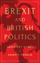 Brexit and British Politics (1509523855) cover image