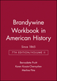 Brandywine Workbook in American History, Volume II: Since 1865, 7th Edition (1881089355) cover image