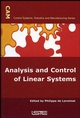 Analysis and Control of Linear Systems (1905209355) cover image