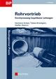 Rohrvortrieb: Durchpressungen begehbarer Leitungen (3433600155) cover image