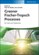 Greener Fischer-Tropsch Processes for Fuels and Feedstocks (3527329455) cover image