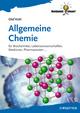 Allgemeine Chemie: für Biochemiker Lebenswissenschaftler, Mediziner, Pharmazeuten... (3527669655) cover image