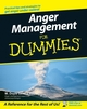 Anger Management For Dummies (0470037156) cover image