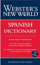Webster's New World Spanish Dictionary: Spanish/English English/Spanish, 2nd Edition (0470178256) cover image