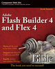 Flash Builder 4 and Flex 4 Bible (0470488956) cover image