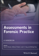 Assessments in Forensic Practice: A Handbook (0470515856) cover image