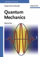 Quantum Mechanics, Volume 2 (0471164356) cover image