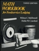 Math Workbook for Foodservice / Lodging, 3rd Edition (0471288756) cover image