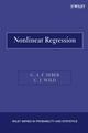 Nonlinear Regression (0471471356) cover image