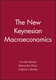 The New Keynesian Macroeconomics (0631184856) cover image