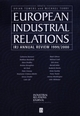 European Annual Review, Industrial Relations Journal Annual Review: 1999/2000 (0631222456) cover image